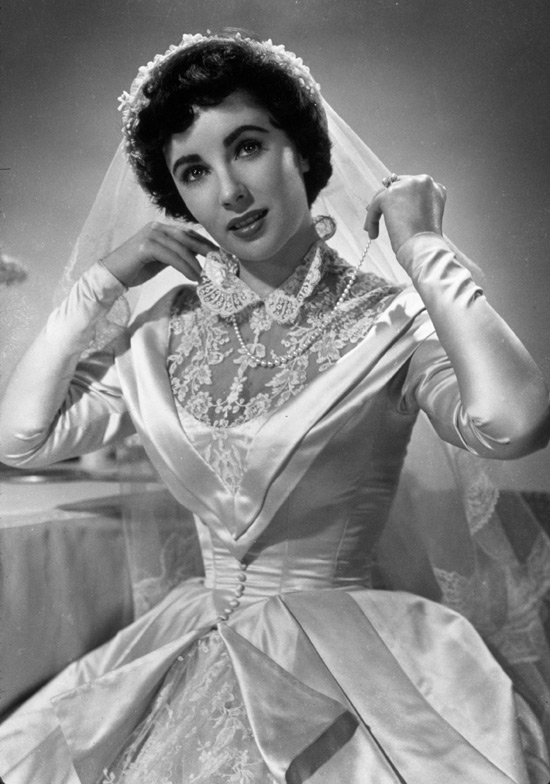 elizabeth taylor the father of the bride