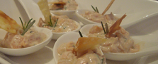 finger food salmão cremoso